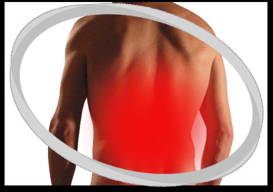 Mal di schiena fisioterapia Parma - sintomi, cause e rimedi